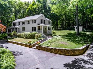 Photo of 834 Valley Road, New Canaan, CT 06840 (MLS # 170097145)