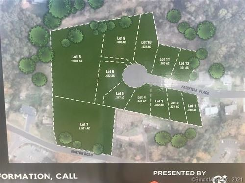 Photo of lot#1 Fairfield Place, Beacon Falls, CT 06403 (MLS # 170403145)