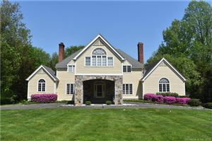 Photo of 95 Hickory Drive, New Canaan, CT 06840 (MLS # 170048146)