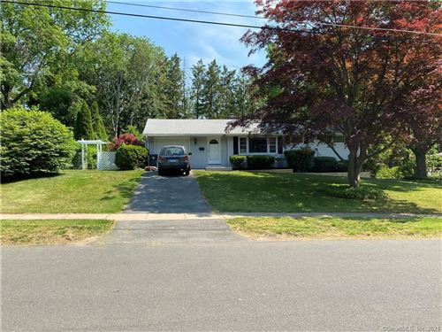 Photo of 100 Curve Hill Road, Cheshire, CT 06410 (MLS # 170387146)