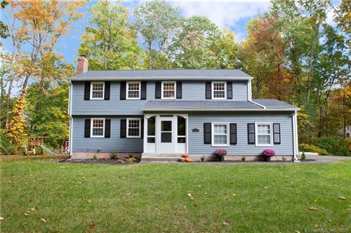 Photo of 18 Minister Brook Drive, Simsbury, CT 06089 (MLS # 170444150)
