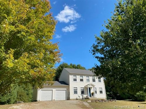 Photo of 222 Baxter Road, Mansfield, CT 06268 (MLS # 170341151)