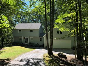 Photo of 51 Sextons Hollow Road, Canton, CT 06019 (MLS # 170120152)