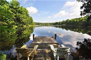 Photo of 100 Wilson Pond Road, Harwinton, CT 06791 (MLS # 170229153)