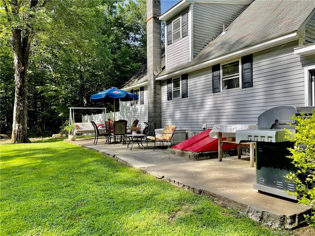 Photo of 19 A Old Creamery Road, Colebrook, CT 06021 (MLS # 170427154)