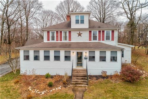 Photo of 51 Pleasant Street, Colchester, CT 06415 (MLS # 170256158)