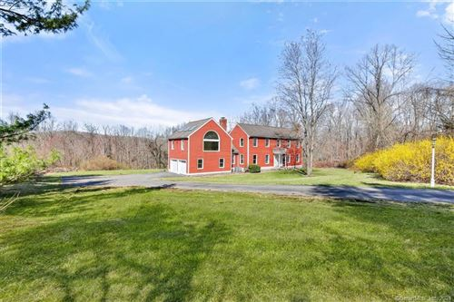Photo of 490 Georges Hill Road, Southbury, CT 06488 (MLS # 170387158)
