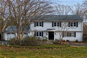 Photo of 1 Chestnut Lane, Woodbridge, CT 06525 (MLS # 170159159)
