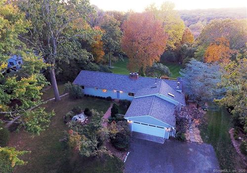 Photo of 51 Blueberry Hill Road, Weston, CT 06883 (MLS # 170240159)