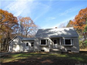 Photo of 811 Old Stafford Road, Tolland, CT 06084 (MLS # 170111164)