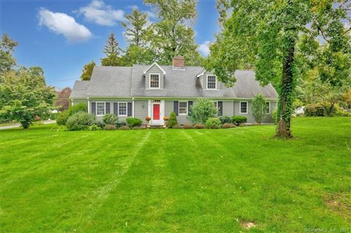 Photo of 76 Woodland Road, Middlebury, CT 06762 (MLS # 170442168)