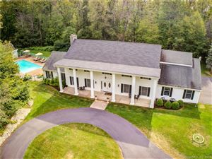 Photo of 43 Blue Ridge Mountain Drive, Somers, CT 06071 (MLS # 170078170)
