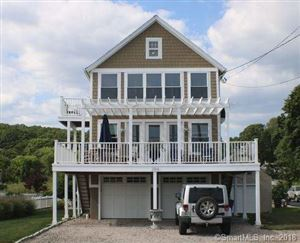 Photo of 294 Shore Drive, Branford, CT 06405 (MLS # 170084170)