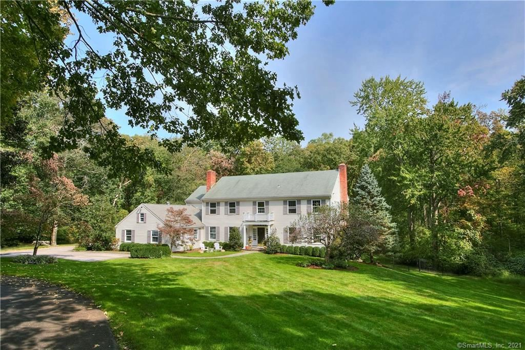 86 Arrowhead Trail, New Canaan, CT 06840 - MLS#: 170379170