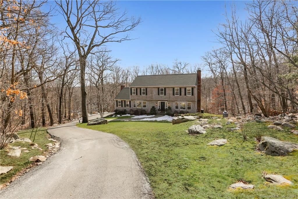 Photo of 61 Fawn Lane, New Canaan, CT 06840 (MLS # 170377171)