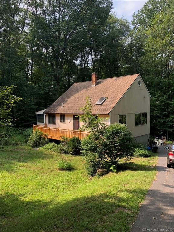 Photo for 39 Pinewoods Drive, Barkhamsted, CT 06063 (MLS # 170119172)