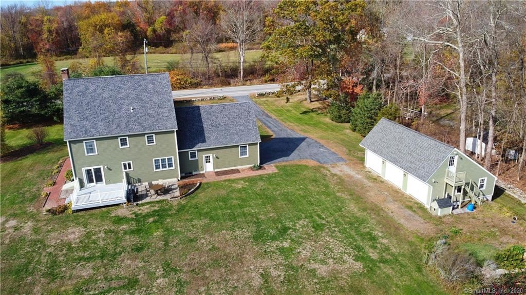Photo of 231 Orchard Hill Road, Pomfret, CT 06259 (MLS # 170347173)
