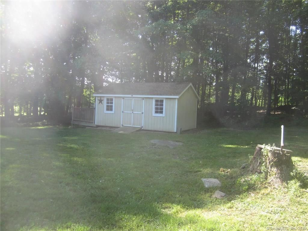 Photo of 86 Pleasant Valley Road, Mansfield, CT 06250 (MLS # 170302175)
