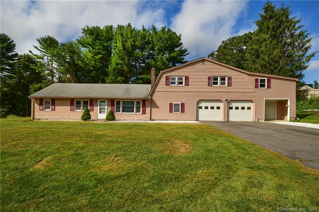 28 Bayberry Road, Bolton, CT 06043 - #: 170445175