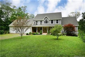 Photo of 43 Hickory Lane, Mansfield, CT 06250 (MLS # 170146178)
