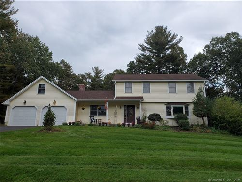 Photo of 59 Woods Hollow Road, Suffield, CT 06093 (MLS # 170446183)