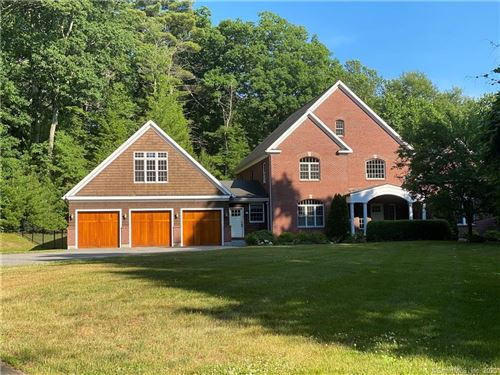 Photo of 548 Huckleberry Hill Road, Avon, CT 06001 (MLS # 170281184)