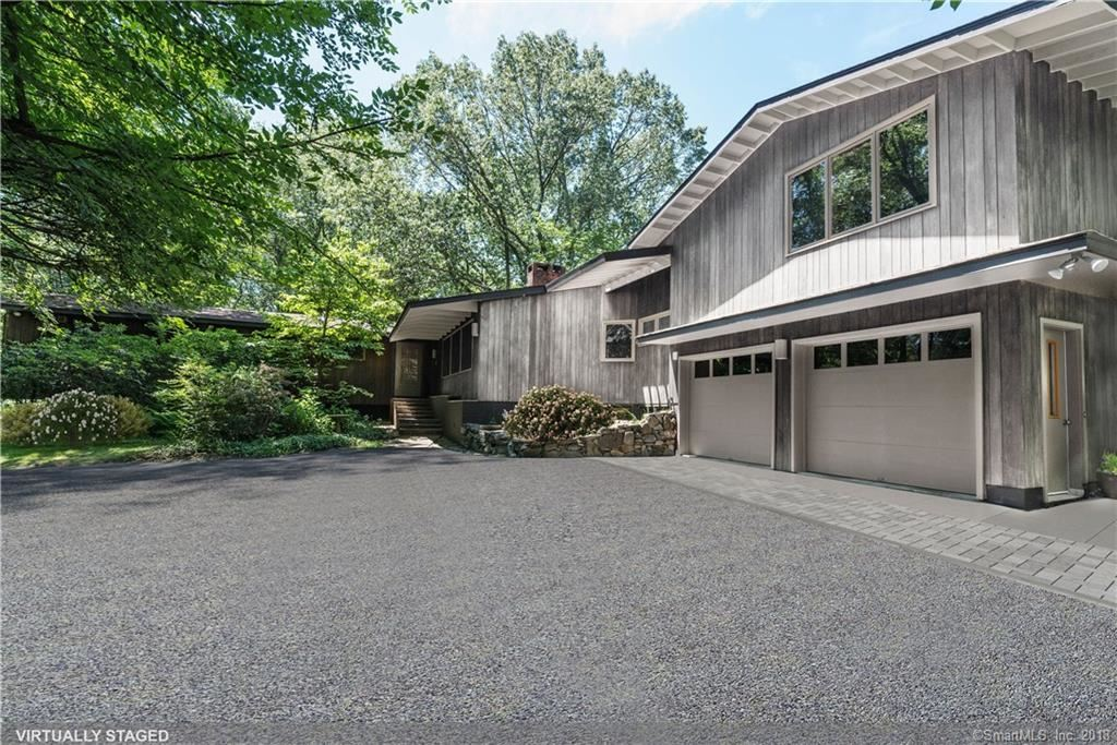 Photo for 68 Indian Waters Drive, New Canaan, CT 06840 (MLS # 170042184)