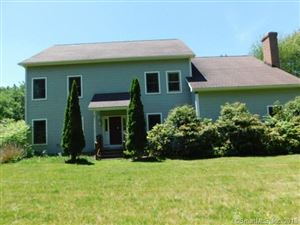 Photo of 2 Old Barrows Road, Union, CT 06076 (MLS # 170055186)