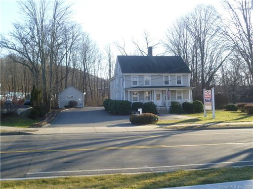 Photo of 1347 East Main East Street #1-E, Meriden, CT 06450 (MLS # 170264186)