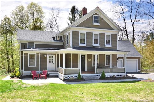 Photo of 35 Huckleberry Hill Road, Avon, CT 06001 (MLS # 170295186)