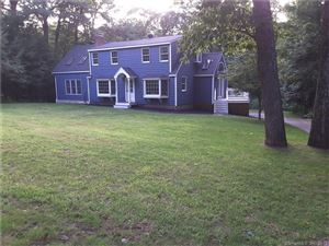 Photo of 40 Sexton Hollow Road, Canton, CT 06019 (MLS # 170118187)