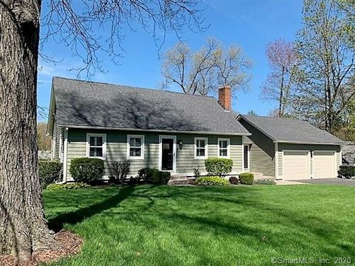 Photo of 3786 Old Mountain Road, Suffield, CT 06093 (MLS # 170279187)
