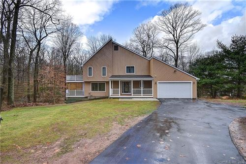 Photo of 380 Chimney Sweep Hill Road, Glastonbury, CT 06033 (MLS # 170359188)