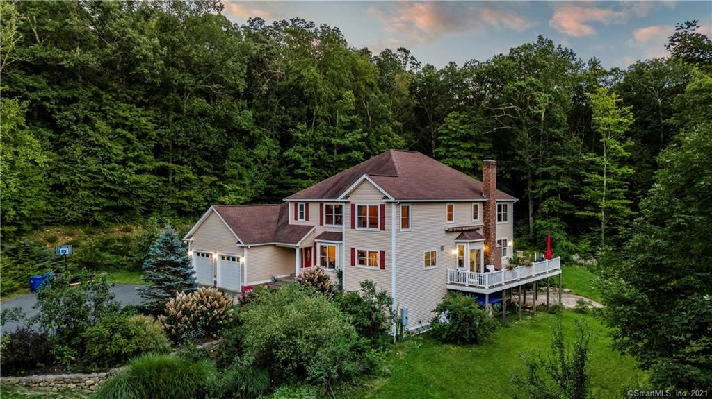 Photo of 102 Silver Springs Drive, Haddam, CT 06441 (MLS # 170389190)