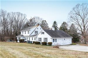 Photo of 244 Bethmour Road, Bethany, CT 06524 (MLS # 170059192)