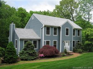Photo of 12 Summer Brook Lane, Cromwell, CT 06416 (MLS # 170143192)
