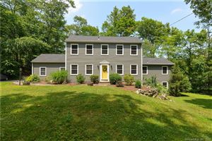 Photo of 1121 Georges Hill Road, Southbury, CT 06488 (MLS # 170102193)