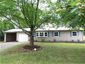 Photo of 120 Green Manor Road, Enfield, CT 06082 (MLS # 170125194)