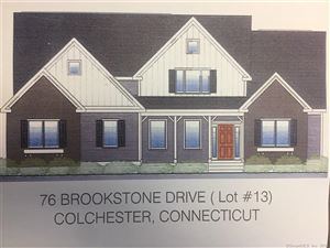Photo of 76 Brookstone Drive, Colchester, CT 06415 (MLS # 170106195)