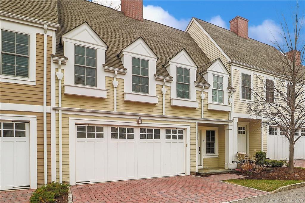 Photo for 77 Havemeyer Lane #9, Stamford, CT 06902 (MLS # 170183196)