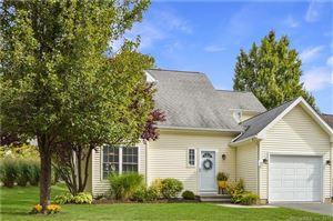 Photo of 9 Spoonwood Drive #9, Canton, CT 06019 (MLS # 170235197)