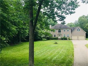 Photo of 73 Deer Run Drive, Colchester, CT 06415 (MLS # 170173201)