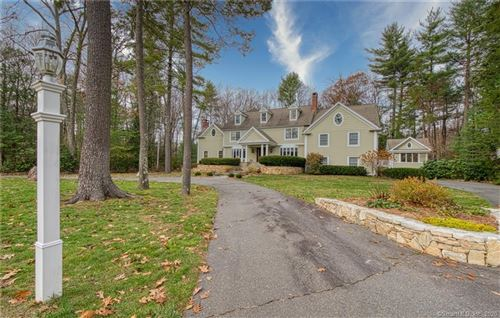 Photo of 112 Country Club Road, Avon, CT 06001 (MLS # 170356201)