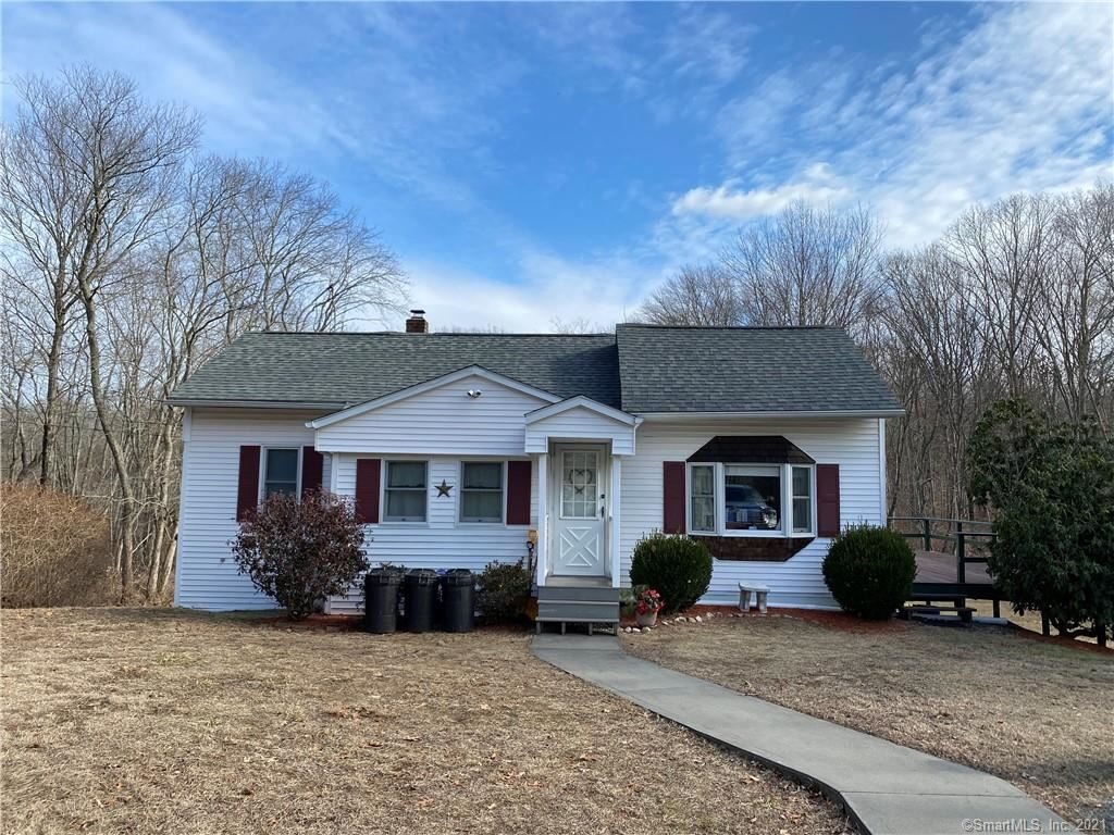 Photo of 514 Lisbon Road, Canterbury, CT 06331 (MLS # 170367202)