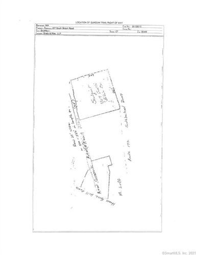 Photo of 407 South Britain Road, Southbury, CT 06488 (MLS # 170410203)