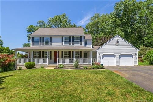 Photo of 231 Meadowbrook Drive, Manchester, CT 06042 (MLS # 170412204)