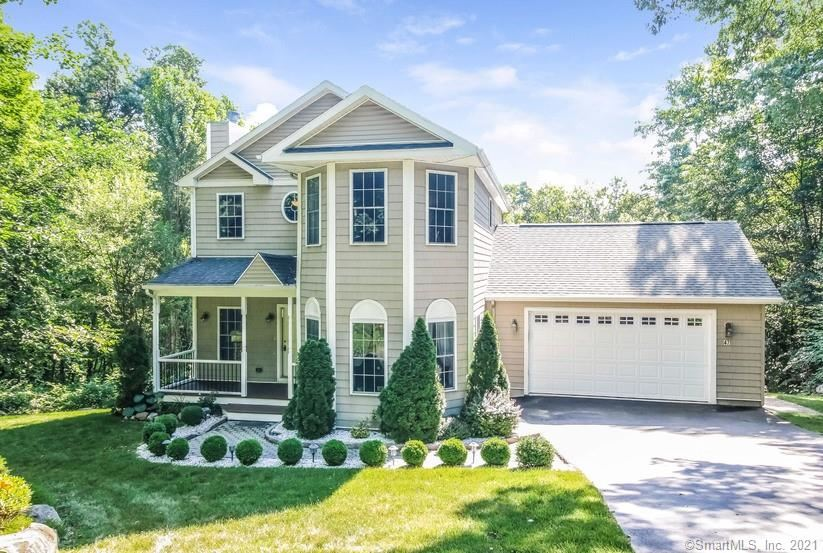 47 Elbow Hill Road, Brookfield, CT 06804 - #: 170393204