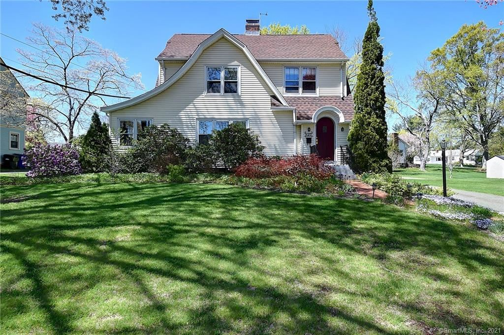127 Griswold Road, Wethersfield, CT 06109 - #: 170395206