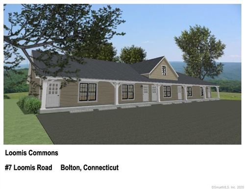 Photo of 7 Loomis Road #B, Bolton, CT 06043 (MLS # 170310209)