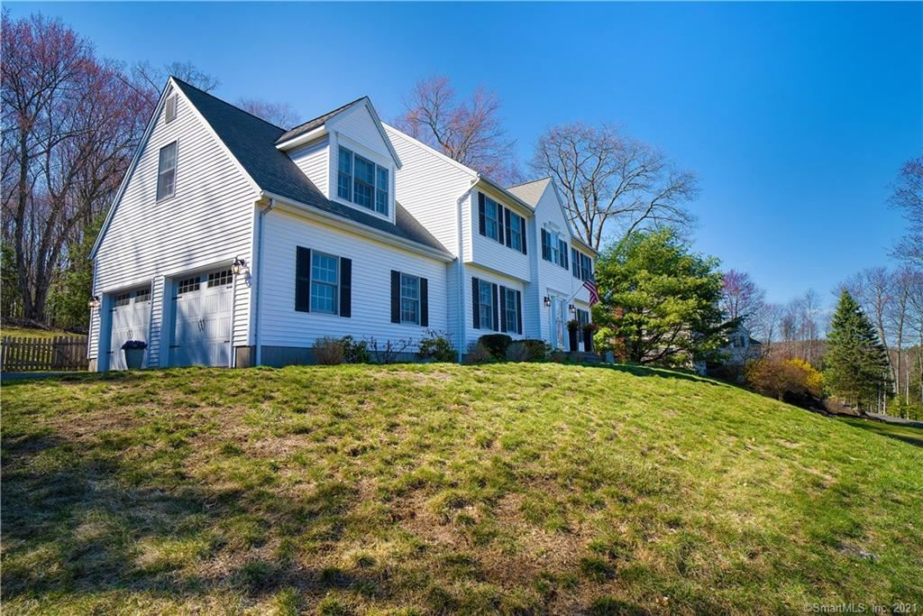 Photo of 81 Barnes Hill Road, Burlington, CT 06013 (MLS # 170388210)